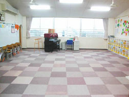 きく組(4歳)保育室