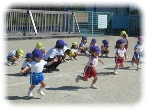 体育教室 ~朝和保育園~