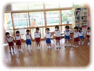 ♪English Play♪たんぽぽ組 ~朝和保育園~