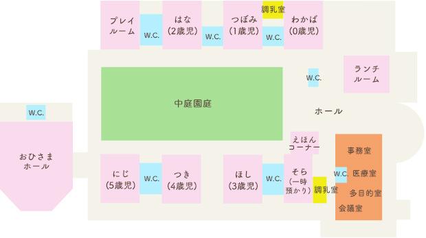 画像:園内マップ