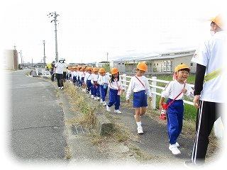 園外保育☆ つきぐみ ~川西こども園~