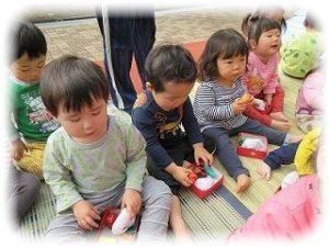 りんご組のピクニック ~宮古保育園~