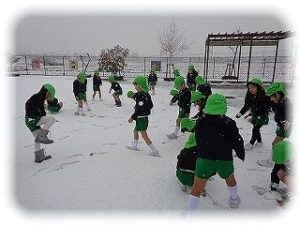 雪あそびをしました! ~宮古保育園~
