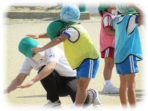 爽やかに キッズサッカー ~柳本保育園~