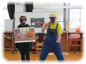 Happy Halloween ~柳本保育園~